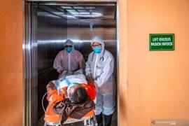 Pasien terduga infeksi corona di Semarang meninggal, ini penjelasannya