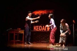 """Teater Smansa Denpasar bawakan """"Katemu Ring Tampaksiring""""  untuk """"Bulan Bahasa Bali"""""""