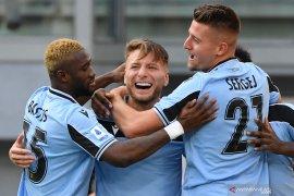 Hancurkan SPAL, Lazio untuk sementara naik ke peringkat kedua