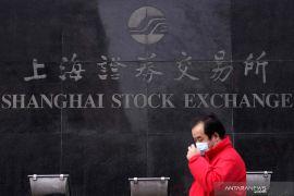 Bursa saham China melemah, tertekan  Virus Corona