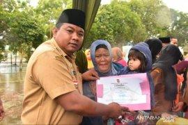 Pemkot Tanjungbalai salurkan santunan anak yatim
