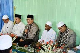 Bupati HSS ajak wujudkan cita-cita pendiri Ponpes Al Muradiyah Pandak Daun