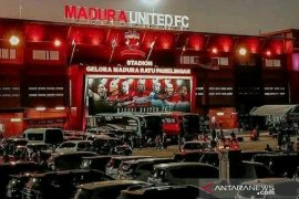 Madura tetap bermain di Pamekasan kompetisi Liga 1 2020