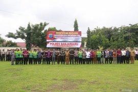 Forkopimda Banjarbaru deklarasi damai
