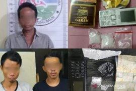"Polisi tangkap ""pak ogah"" Tanjungbalai dan dua pemilik sabu"