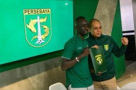Konate dan David Silva jalani latihan perdana di Persebaya