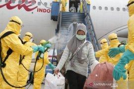 Malaysia bawa pulang warganya dari Wuhan