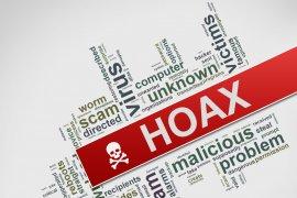 Terkait virus corona, Kominfo temukan 54 hoaks