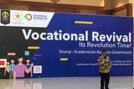 Pemerintah beri penghargaan kepada mitra pendidikan vokasi UI