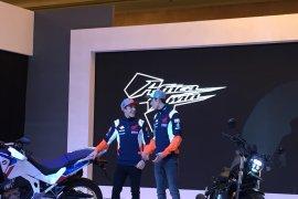 Kakak-adik Marquez sedang di Jakarta
