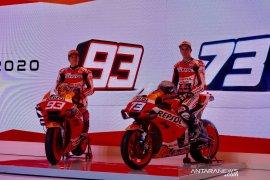 Repsol Honda resmi kenalkan duo Marquez