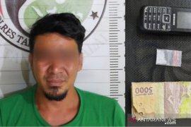 Polisi Tanjungbalai tangkap pegawai honor pemilik sabu