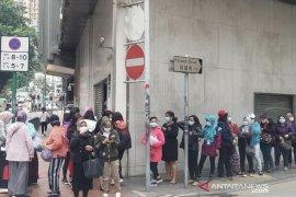 Otoritas Hong Kong hukum WNI yang mencuri ribuan masker