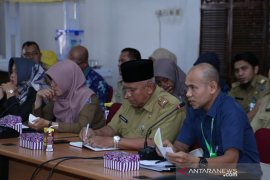 DPRD koordinasi dengan Dispera KPLH HSS, bahas RS Ceria Kandangan