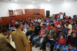 30 tenaga kerja asal Pematangsiantar diberangkatkan ke Batam