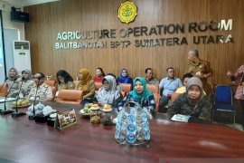 Polbangtan Medan hadir Soft Launching  AWR Kementan di BPTP Sumut