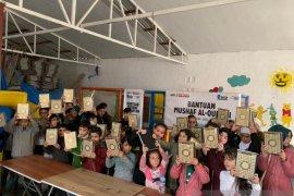 ACT salurkan ratusan Al Quran dan bantuan  pangan untuk pengungsi Suriah