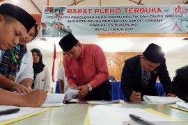 KPU Mukomuko tetapkan 150 anggota PPK terpilih