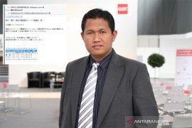 Pakar: Waspadai email palsu berisi ancaman Corona