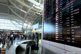 164 penerbangan Bali-China dibatalkan mulai 5 Februari