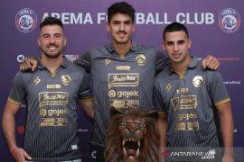 Arema waspadai Persija dan Persela di Piala Gubernur Jatim