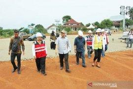 "Jokowi batal ""ground breaking"" tol Bengkulu"