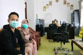 Two Balangan's students return home safely from China