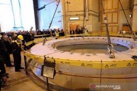 Iran siap bekerja sama dengan EU untuk selesaikan masalah nuklir