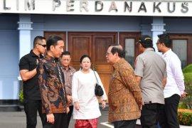 Presiden resmikan Monumen Fatmawati Sukarno di Bengkulu