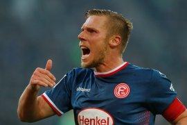 Dusseldorf juga ke perempat final Piala Jerman setelah pesta  gol 5-2