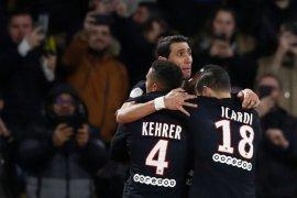PSG kian kokoh di puncak klasemen setelah bungkam Nantes