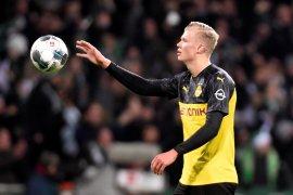 Liga Champions: Dortmund harapkan talenta Haaland