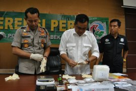Bona Jansen, gembong narkoba ditembak mati petugas di Bekasi