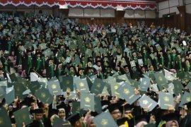 Unsyiah Banda Aceh wisuda 1.201 sarjana baru