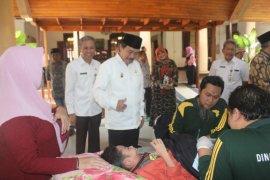 HUT Kabupaten Sidoarjo, 240 anak keluarga dhuafa ikut khitan massal