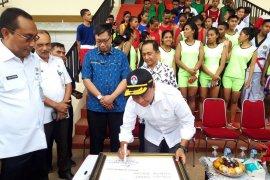 Menpora tandatangani komitmen kembalikan kejayaan olahraga Maluku
