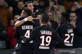 Liga Prancis, PSG kian kokoh di puncak klasemen setelah bungkam Nantes 2-1
