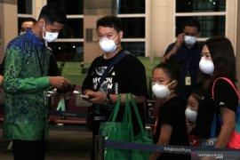 Resmi, Bandara Ngurah Rai hentikan penerbangan dari/ke China