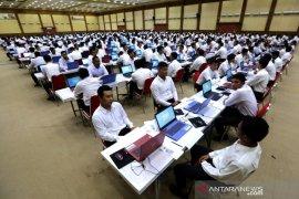 Seleksi CPNS Kemenkumham Aceh