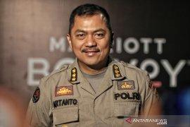 Dua penari telanjang di Metzo Executive Club Lombok ditangkap polisi