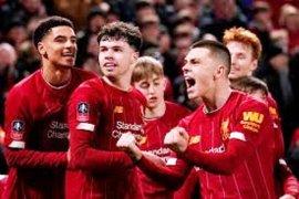 Gol bunuh diri Shrewsbury Town antar Liverpool ke 16 besar Piala FA