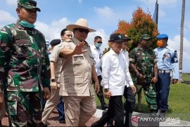 WNI dari Wuhan gembira sambut kedatangan Menteri Prabowo