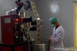 Produksi industri mikro Babel naik 0,17 persen