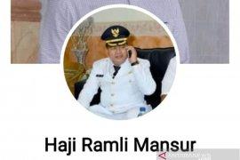 Akun Facebook Bupati Aceh Barat dipalsukan