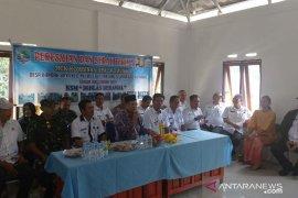 Bupati resmikan MCK dan Ipal komunal