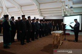 18 pejabat pimpinan tinggi pratama Pemkab HSS dilantik