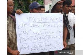 Warga Pulau Enggano ingin pindah kabupaten