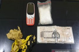 Polres Bangka Barat tangkap pengedar sabu-sabu