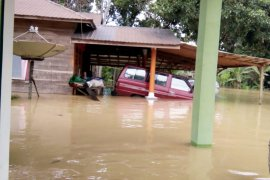 PT Astra Agro Lestari aids flood victims with food