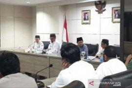 Panitia Kongres Umat Islam Indonesia rapat lanjutan matangkan persiapan KUII 2020